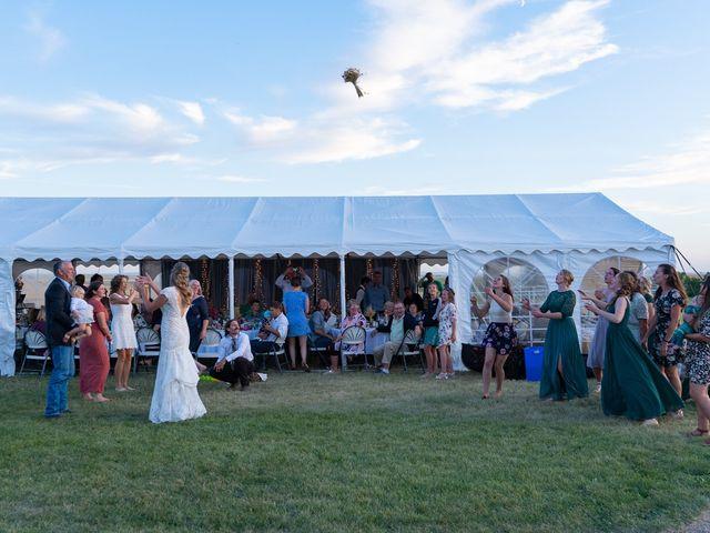 Kaela and Andrew's wedding in Gleichen, Alberta 67