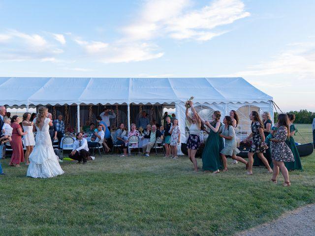 Kaela and Andrew's wedding in Gleichen, Alberta 68