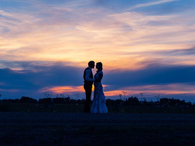 Kaela and Andrew's wedding in Gleichen, Alberta 70