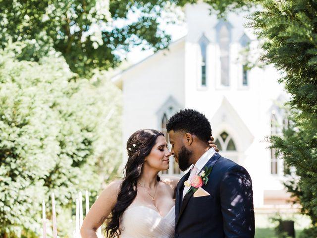 Marcus and Camilla's wedding in Delhi, Ontario 5