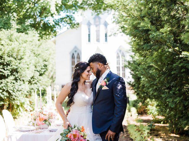 Marcus and Camilla's wedding in Delhi, Ontario 6