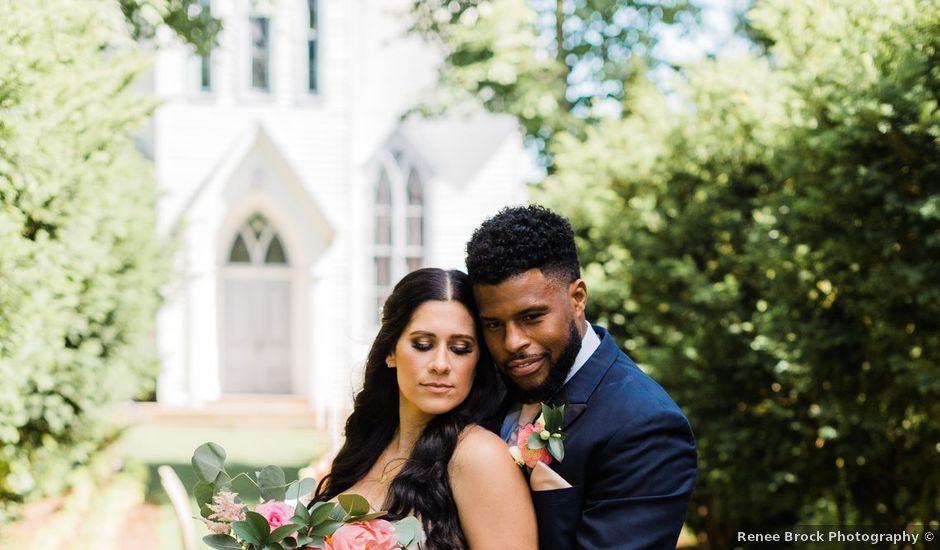 Marcus and Camilla's wedding in Delhi, Ontario