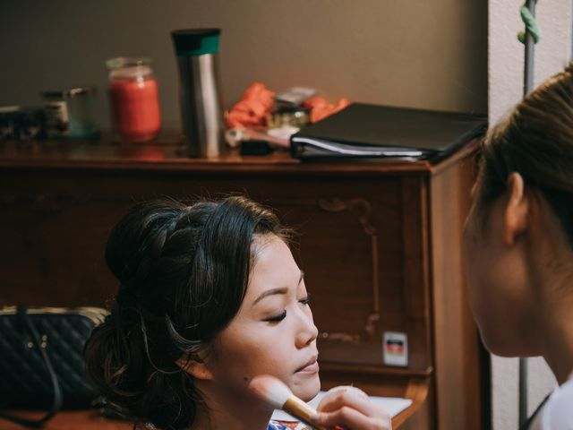 Meng and Jinyoung's wedding in Hamilton, Ontario 3