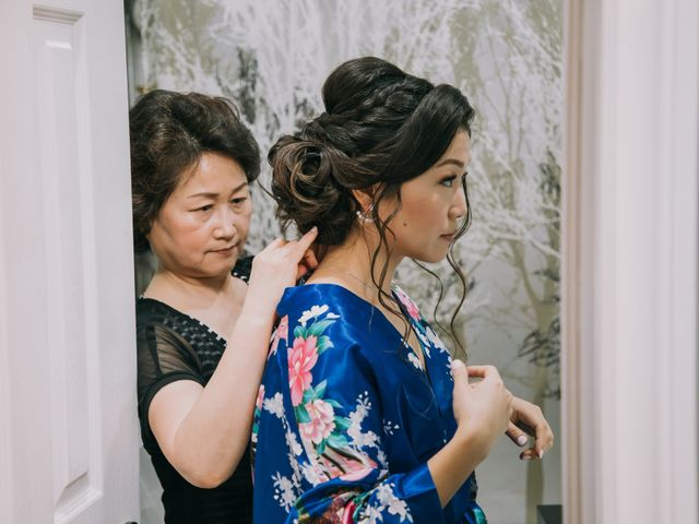 Meng and Jinyoung's wedding in Hamilton, Ontario 4