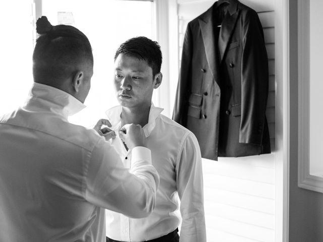 Meng and Jinyoung's wedding in Hamilton, Ontario 11