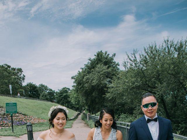 Meng and Jinyoung's wedding in Hamilton, Ontario 14
