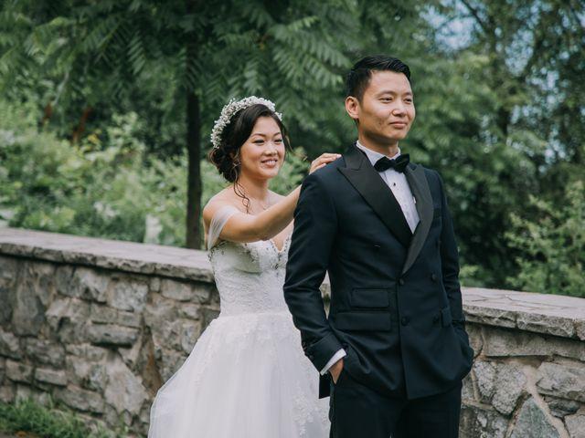 Meng and Jinyoung's wedding in Hamilton, Ontario 2