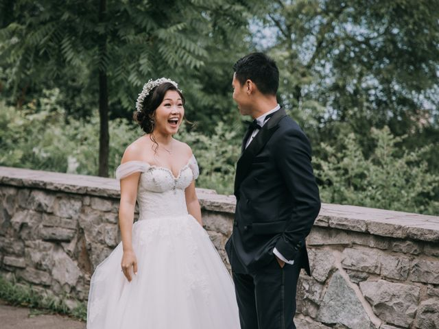 Meng and Jinyoung's wedding in Hamilton, Ontario 15
