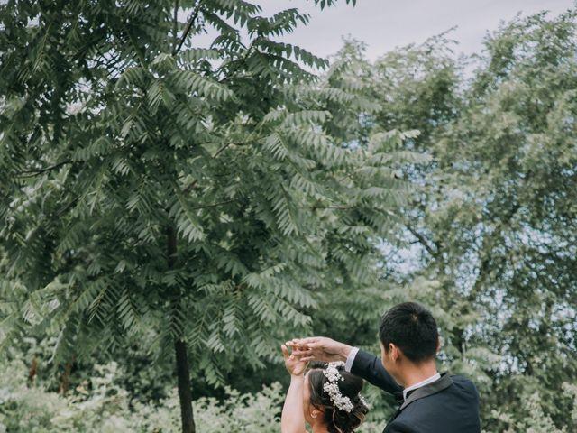 Meng and Jinyoung's wedding in Hamilton, Ontario 17