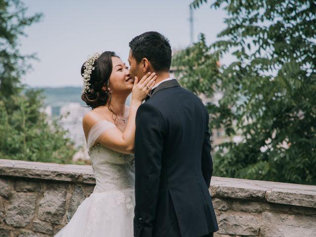Meng and Jinyoung's wedding in Hamilton, Ontario 18