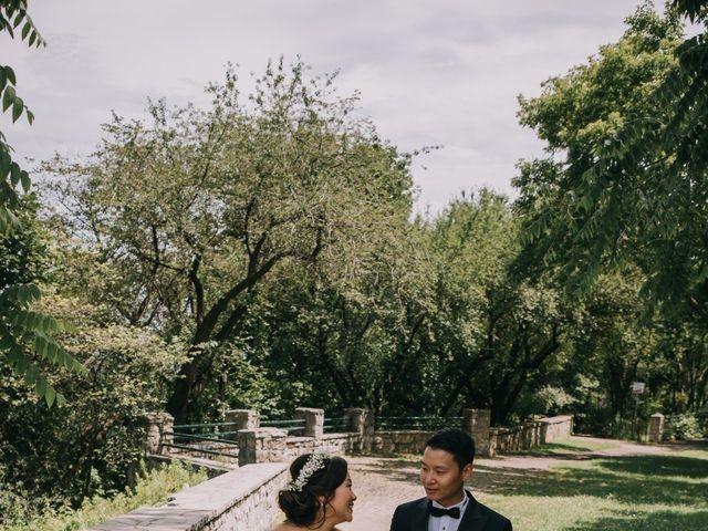 Meng and Jinyoung's wedding in Hamilton, Ontario 21