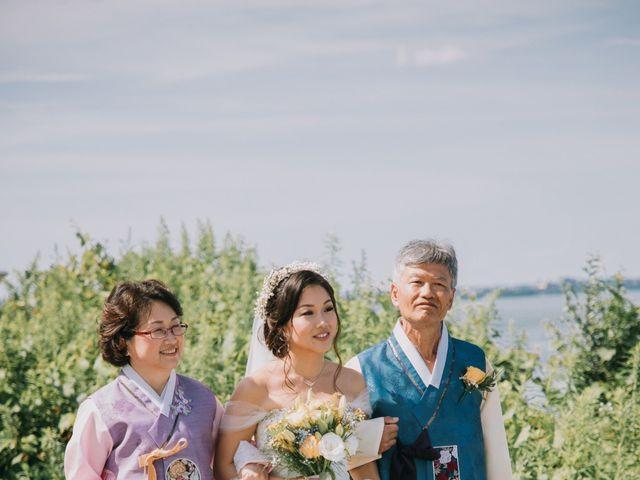 Meng and Jinyoung's wedding in Hamilton, Ontario 26