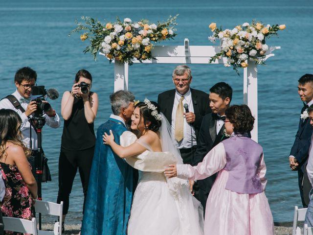 Meng and Jinyoung's wedding in Hamilton, Ontario 28