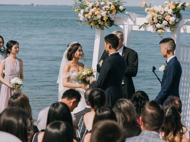 Meng and Jinyoung's wedding in Hamilton, Ontario 30