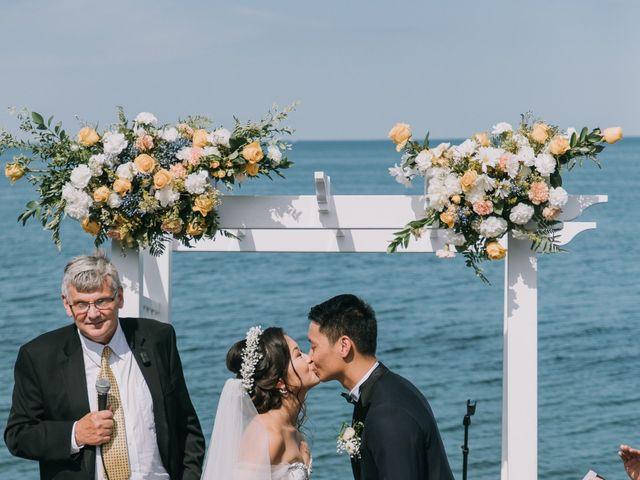 Meng and Jinyoung's wedding in Hamilton, Ontario 32
