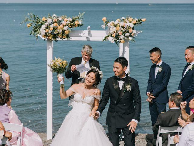 Meng and Jinyoung's wedding in Hamilton, Ontario 33