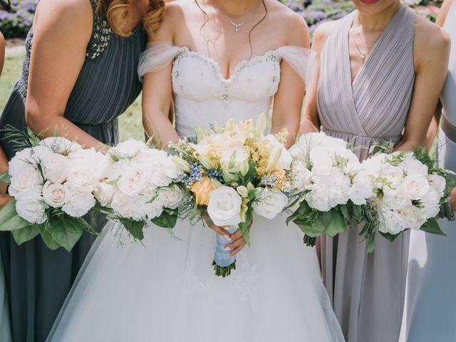 Meng and Jinyoung's wedding in Hamilton, Ontario 36