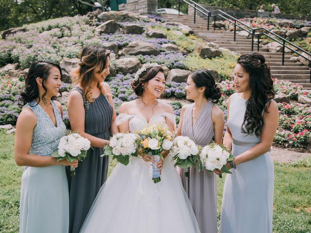 Meng and Jinyoung's wedding in Hamilton, Ontario 37