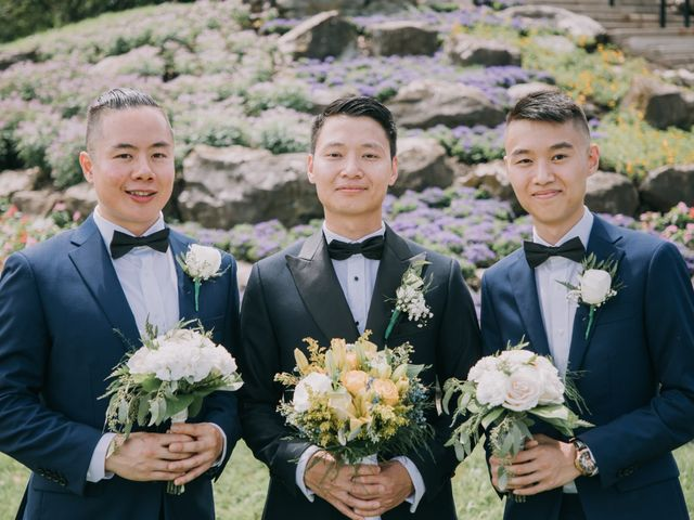 Meng and Jinyoung's wedding in Hamilton, Ontario 40