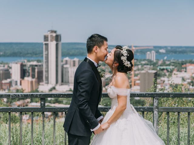 Meng and Jinyoung's wedding in Hamilton, Ontario 41