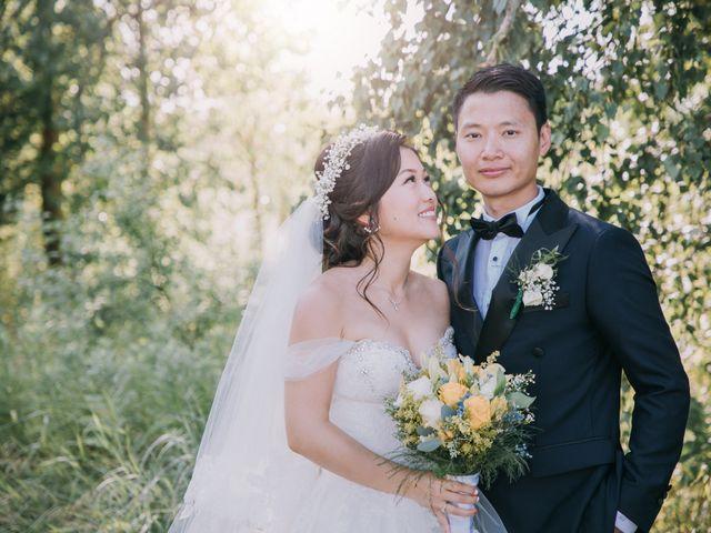 Meng and Jinyoung's wedding in Hamilton, Ontario 42