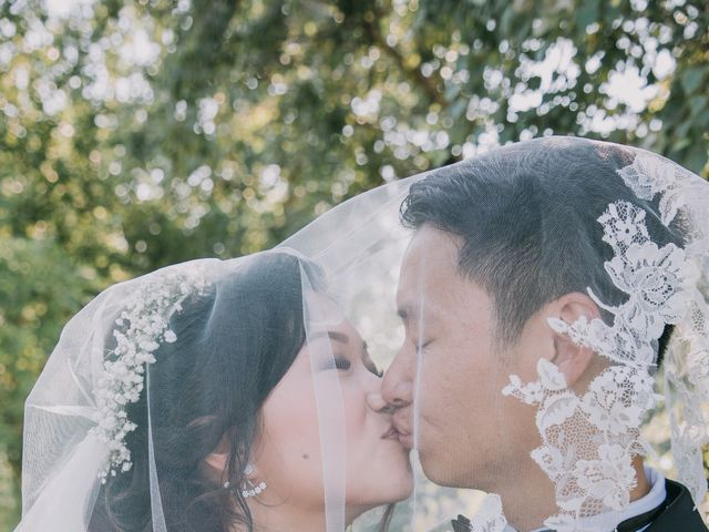 Meng and Jinyoung's wedding in Hamilton, Ontario 43