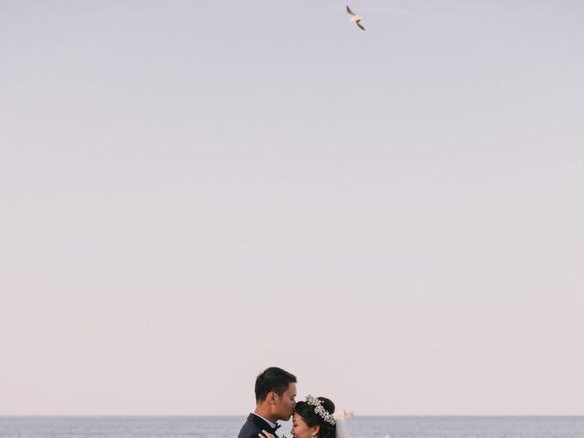 Meng and Jinyoung's wedding in Hamilton, Ontario 45