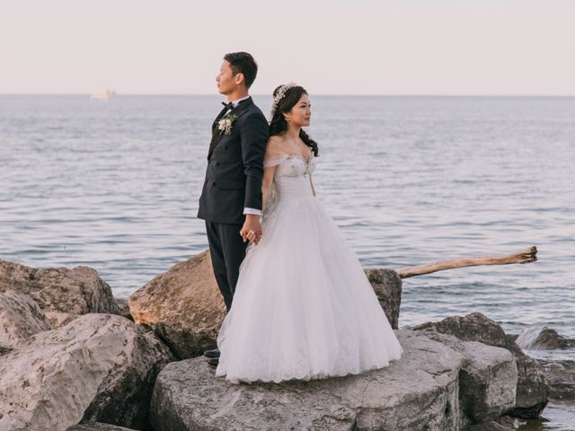 Meng and Jinyoung's wedding in Hamilton, Ontario 46