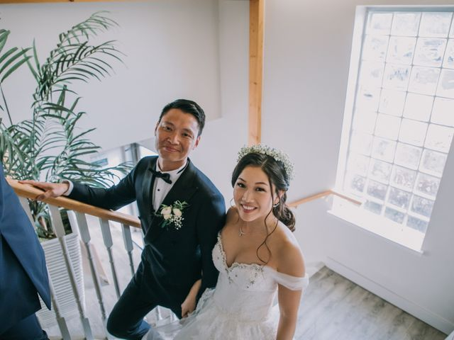 Meng and Jinyoung's wedding in Hamilton, Ontario 52