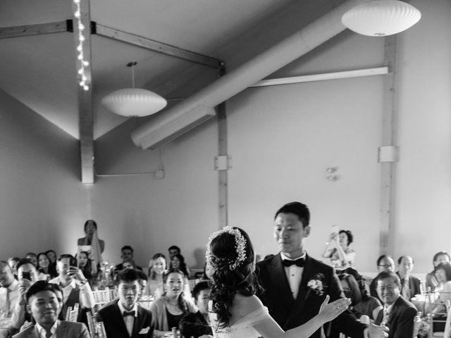 Meng and Jinyoung's wedding in Hamilton, Ontario 53