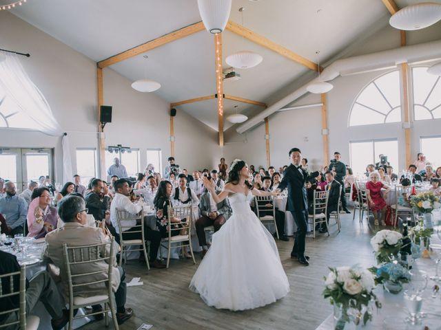 Meng and Jinyoung's wedding in Hamilton, Ontario 54