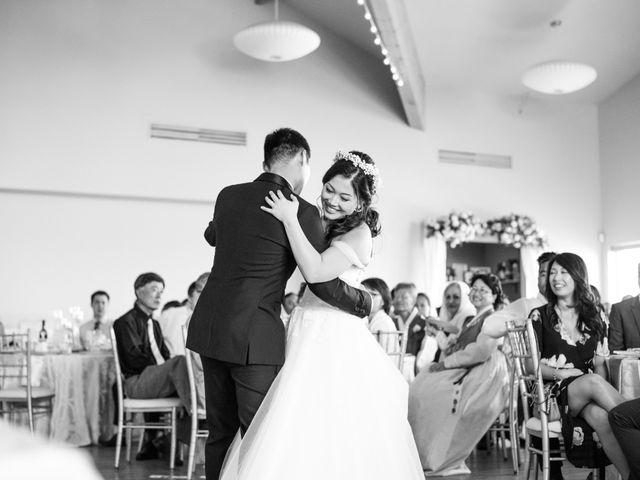 Meng and Jinyoung's wedding in Hamilton, Ontario 55