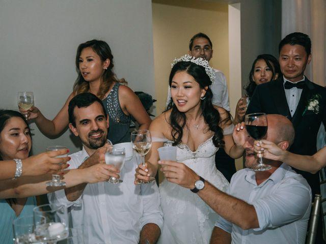 Meng and Jinyoung's wedding in Hamilton, Ontario 57