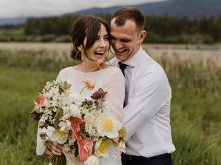 The wedding of Adi and Carston