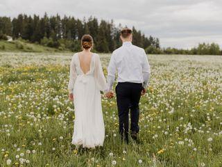 The wedding of Adi and Carston 3