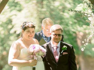 The wedding of Veronica and Corey 2