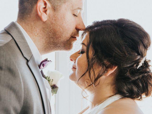 The wedding of Samantha and Levi