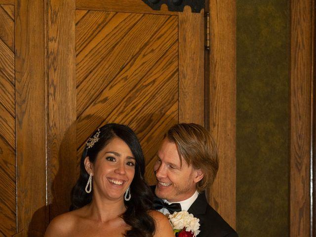 Nicole and Brad's wedding in Banff, Alberta 33