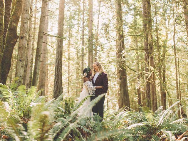 The wedding of Shasha and Spencer