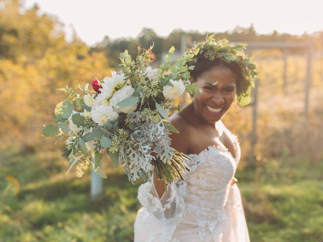 Spencer and Shasha's wedding in Sooke, British Columbia 5