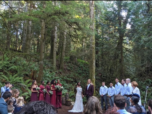 Spencer and Shasha's wedding in Sooke, British Columbia 6