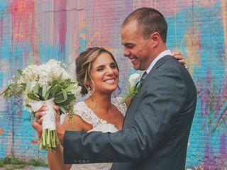 The wedding of Lauren and Scott