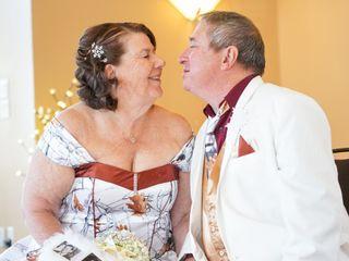 The wedding of Wendy and Glenn 2