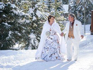 The wedding of Wendy and Glenn