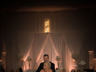 The wedding of Angie and Zoran 1