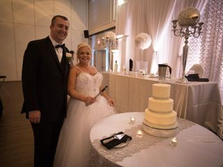 The wedding of Angie and Zoran