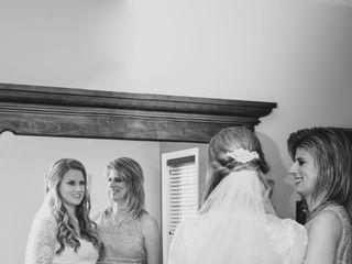 The wedding of Melissa and Brad 2