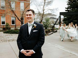 The wedding of Melissa and Brad 3