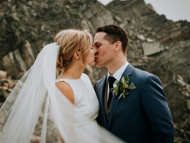 The wedding of Alexa and Trevor