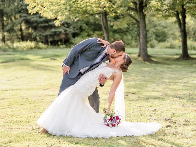 The wedding of Jason and Marina